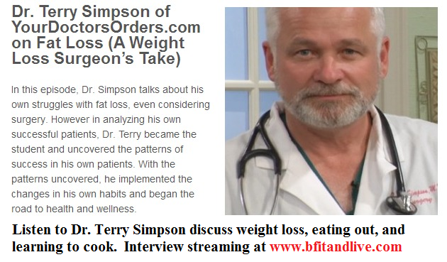 Dr. Simpson on Bfitandlive.com